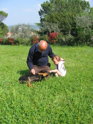 Tuscany | Villa Toscana | Child-friendly pictures